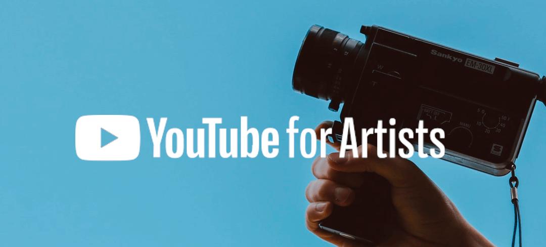 Youtube : Chaîne d'Artiste Officielle