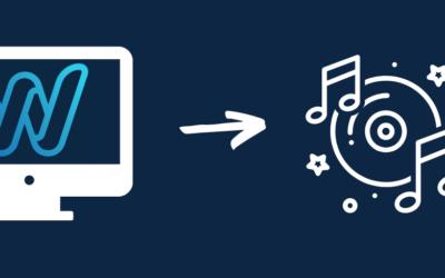 Distribuer votre musique sur les plateformes numériques avec Wiseband